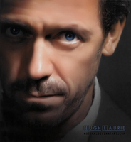 Hugh Laurie 2 by Kot1ka