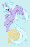 The wonderful Cloudchaser! by DreamynArt