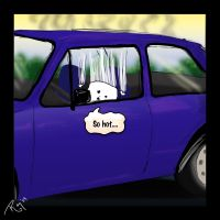 Marshamallow Car: Revised by Twitchy-Kitty-Studio