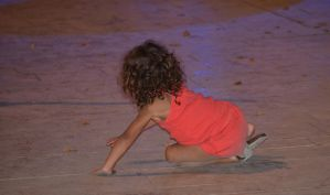 A sort of falling down dance. by jennystokes