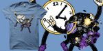 Time and Space BFF shirt by biotwist