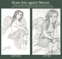 Before and After Meme by Lady-Mage