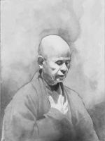 Thich Nhat Hanh by humblestudent