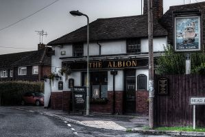 the albion HDR by kobi0485
