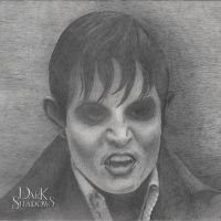 'Vamped out' Barnabas - better background by Nephthys76