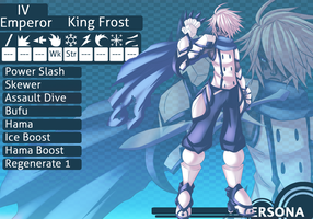 MM - King Frost by MirageV