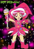 Halloween Chibiusa 4 Contest by Magical-Mama