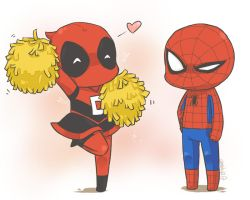 Spideypool_3 by neko1217