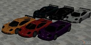 'Need for Speed: Hot Pursuit 2' McLaren F1 XPS!!! by lezisell