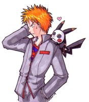 Bleach - You do NOT exist by songosai