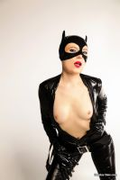 Catwoman showing more by pgmorin