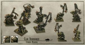 Skaven Censer Bearers by Shivani11