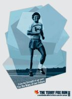 Terry Fox Run Cancer Research by ruv