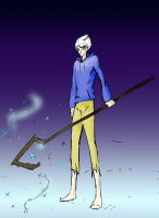 Jack Frost (color) by TenshiLightTsuki