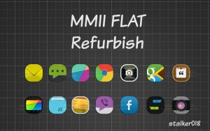 MMII FLAT Refurbish by stalker018