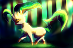 Leafeon by Togechu