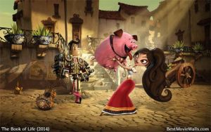 The Book of Life 15 BestMovieWalls by BestMovieWalls