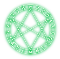 Orichalcos Symbol by The-Silent-Angel