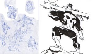 Punisher by dfridolfs