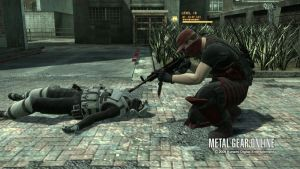 MGO Good Times.. xD by Squall-Darkheart
