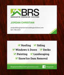 BRS Business Cards by Garconis