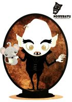 Nosferatu by iveinbox