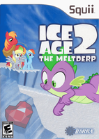 Ice Age 2: The Meltderp by nickyv917