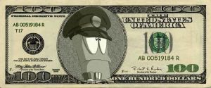 Hundred Worm Dollars by Thurbo