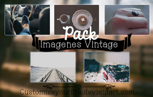#Imagenes Vintage || Pack by CustomizeYourLife