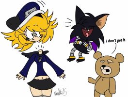 AT: Blu And Ted And Ted by TheIransonic