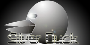 Silver Duck by Computer-Turret