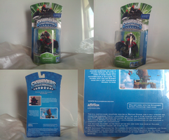 GIFT Skylander Midnight Box by Neffertity