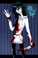Hi and DIE!!! I mean... Bye by De-Haro