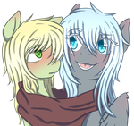 Your face is too close... by Ayesha-Hiki-hime