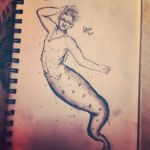 Another Mermaid Mark by hallowstier