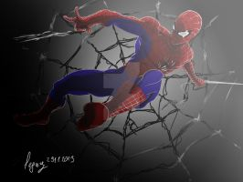 Spider-Man by Legacy666legacy
