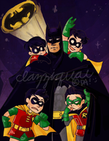 You Guys Drive Me BATS by Clazziquai