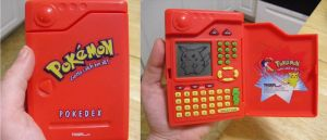 Classic Pokedex by SailorUsagiChan
