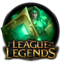 Emerald Taric Icon by DudekPRO