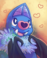 Swoobat by OrcaCookie