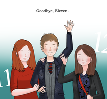 Goodbye Eleven by ice-cream-skies