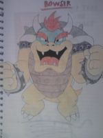 Bowser by nick511
