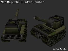 Neo Republic: Bunker Crusher by DelphaDesign