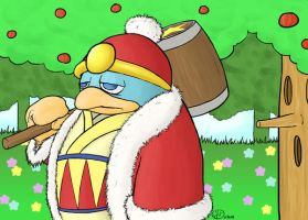 King Dedede by Jubhubmubfub