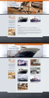 Vegamarine Ship Revonation Web page by infazz
