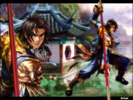 Wallpaper Kilik by Creamia