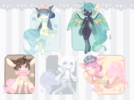 Set Price :: Make a Wish [ 4/5 OPEN ] by Devi-Adopts