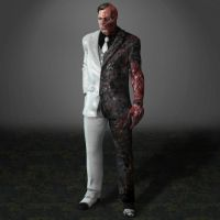 Batman Arkham City Two-Face by ArmachamCorp
