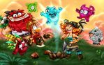 Rayman Adventures by shaloneSK