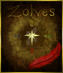 Zolves font page by Redwingsparrow